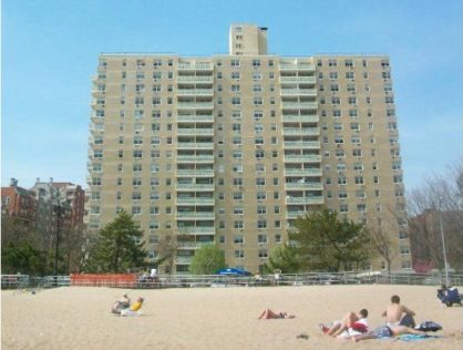 Check out this property on Brighton Beach, NY with two rooms available