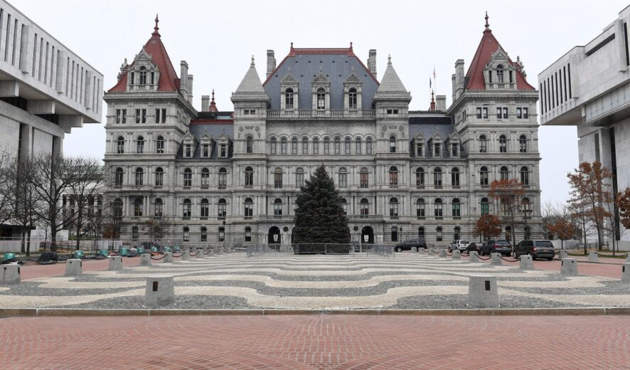 New York state Legislature to stop evictions until May 1. What you need to know.