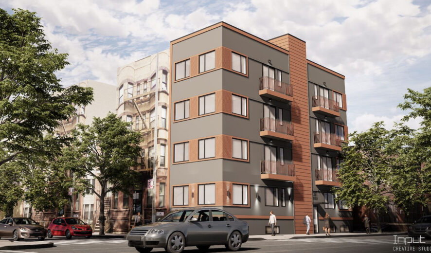 Housing Lottery Launches For 1381 Bergen Street In Crown Heights, Brooklyn