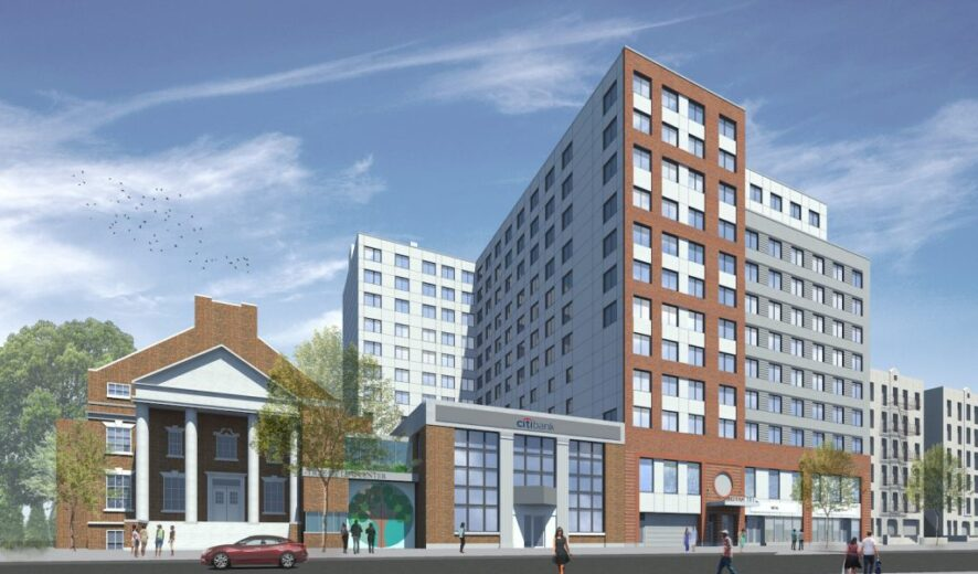 Housing Lottery Launches For Tree Of Life, At 89-46 164th Street In Jamaica, Queens